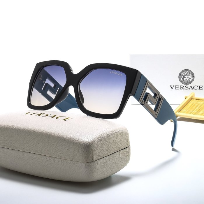 Personalized fashion big frame sunglasses