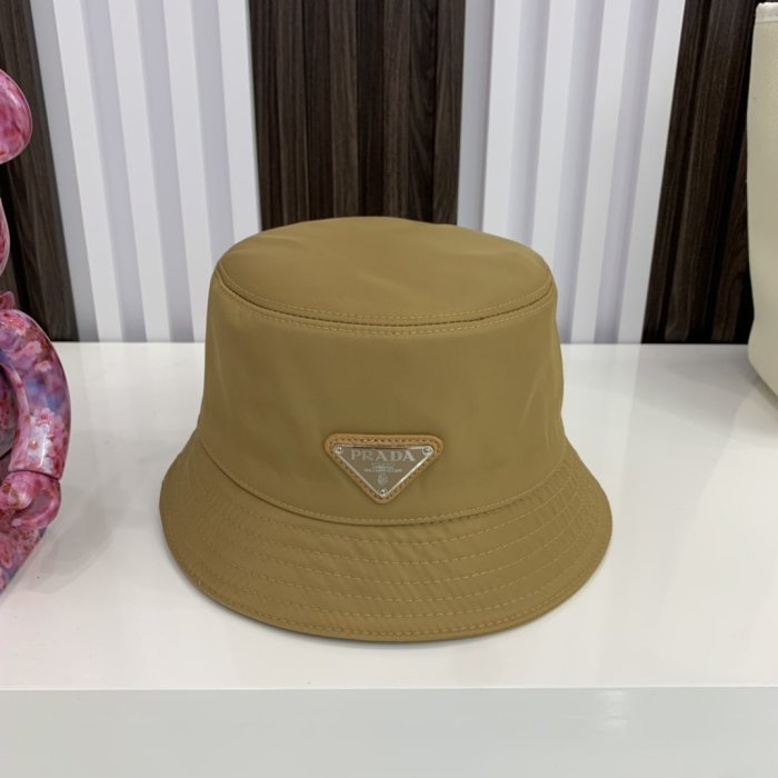 10 colors all-match cotton bucket hat