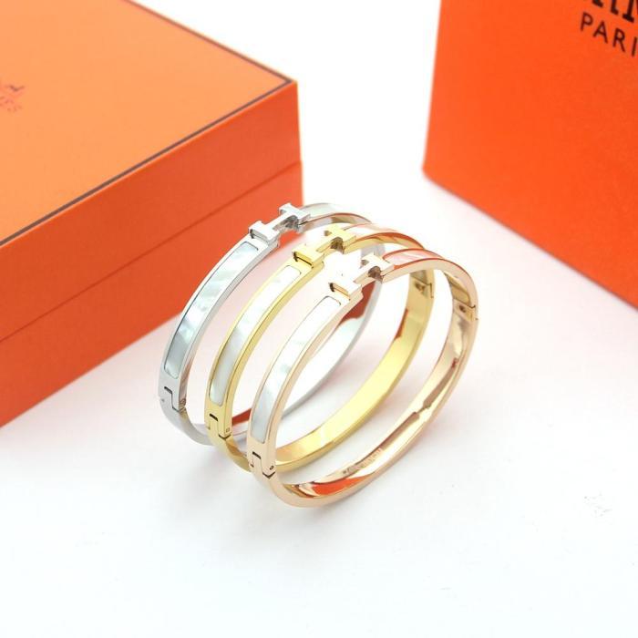 H shell bracelet