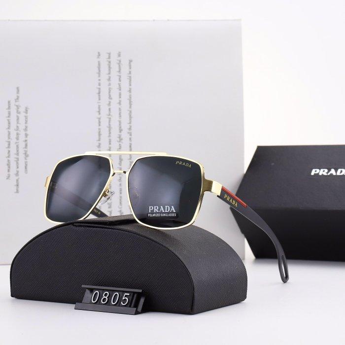Men's HD P0805 Driving Sunglasses