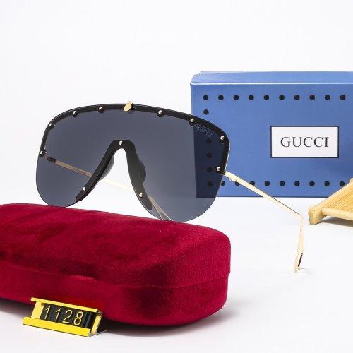 Classic Fashion One Piece Ocean Series Sunglasses