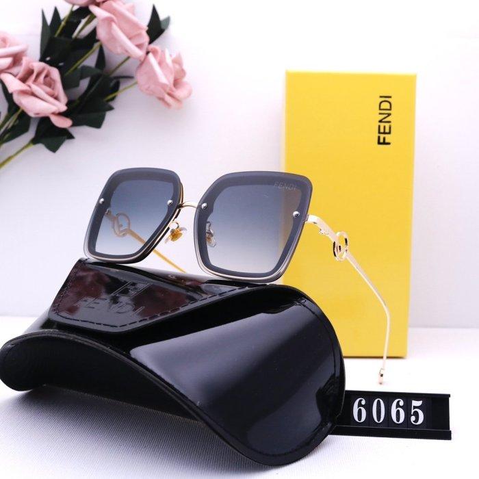 Fashion gradient series F6065 sunglasses