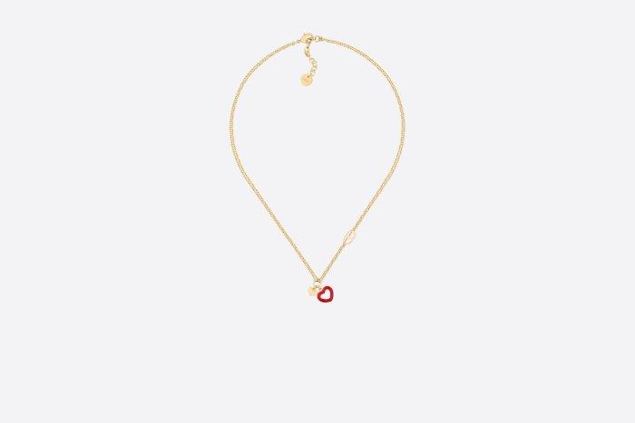Love earrings/necklace set