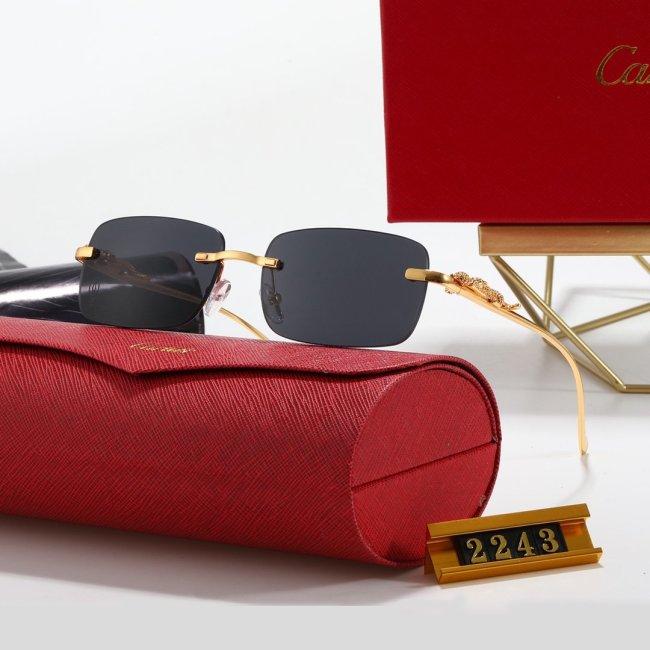 Fashion Frameless HD C2243 Sunglasses