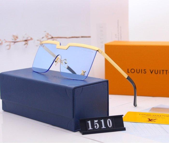 Classic big square frame L1510 sunglasses