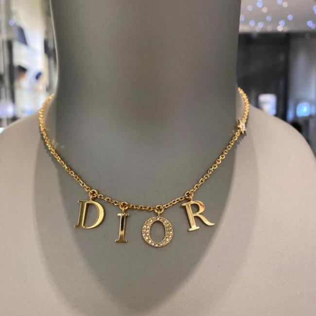 New Letter Necklace