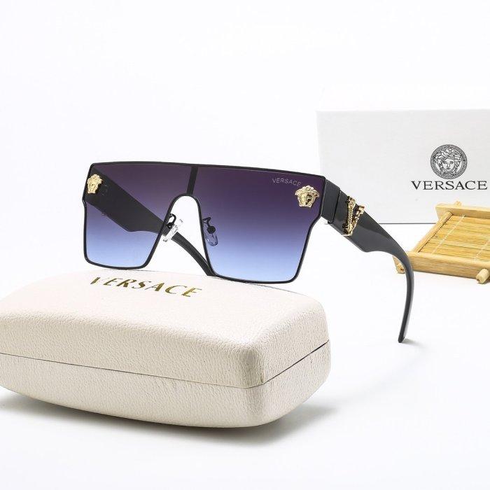 Unisex new fashion rimless sunglasses