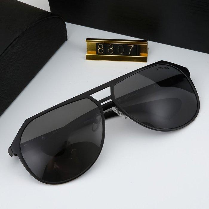 Cool metal frame sunglasses