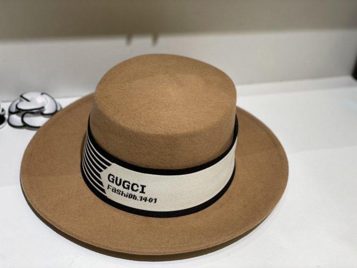 2021 autumn and winter series wool felt hat