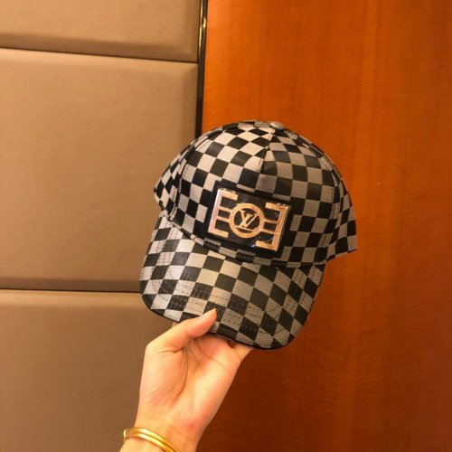 Classic new lattice element baseball cap