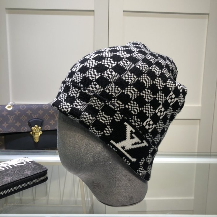Classic all-match knitted hat