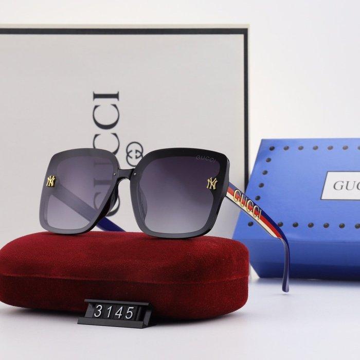 5-color large frame polarized G3145 sunglasses