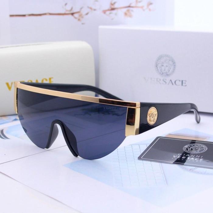 Gradient frameless FZ0019 sunglasses