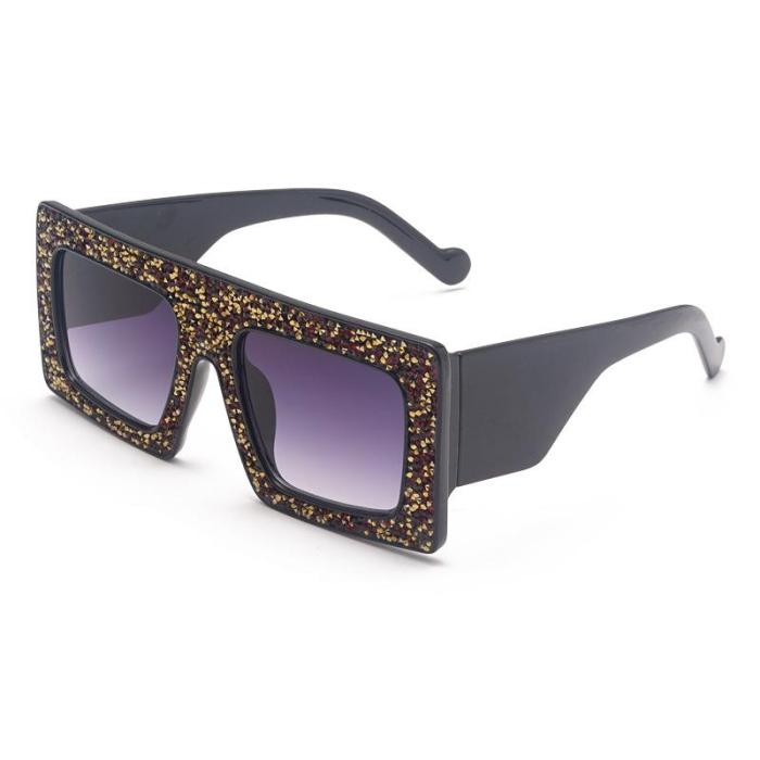 7 Colors Fashion MJ9621 Sunglasses