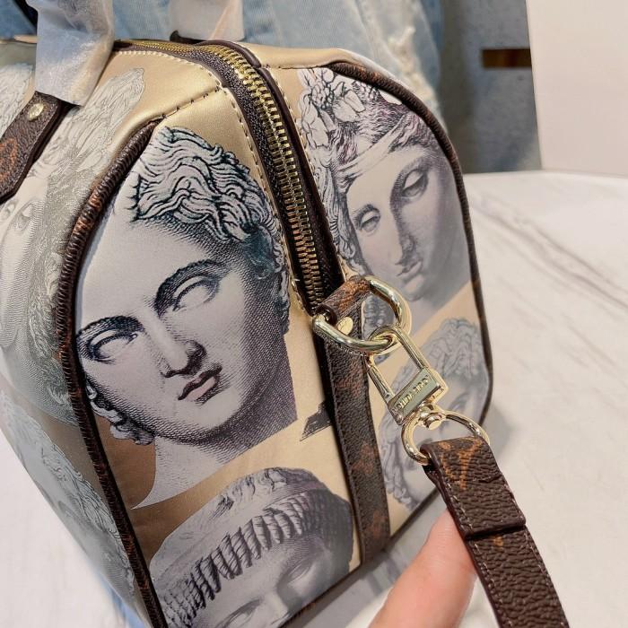 Personalized Stone Print Bag