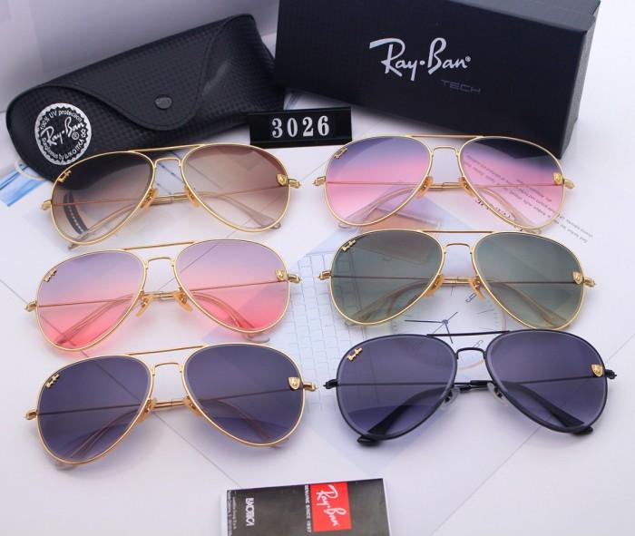Fashion Polaroid High Definition Glass Lens Sunglasses