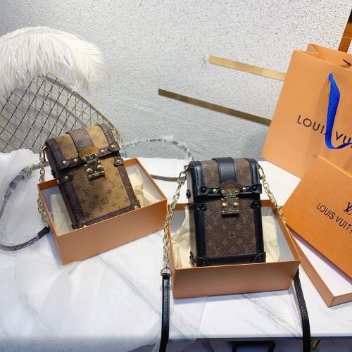 Square Print Mobile Phone Bag
