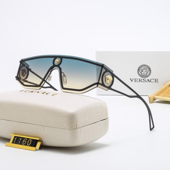 Fashion One-piece Space Sunglasses