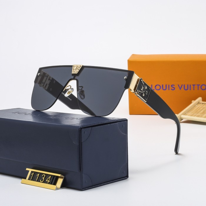 Personalized One-piece High-definition Sunglasses