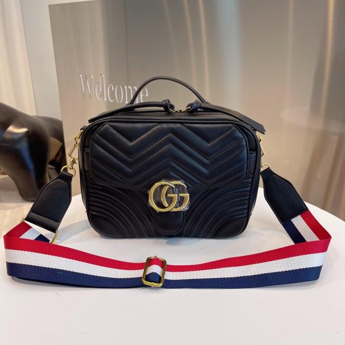 Fashion Marmoni Big Shoulder Strap Bag