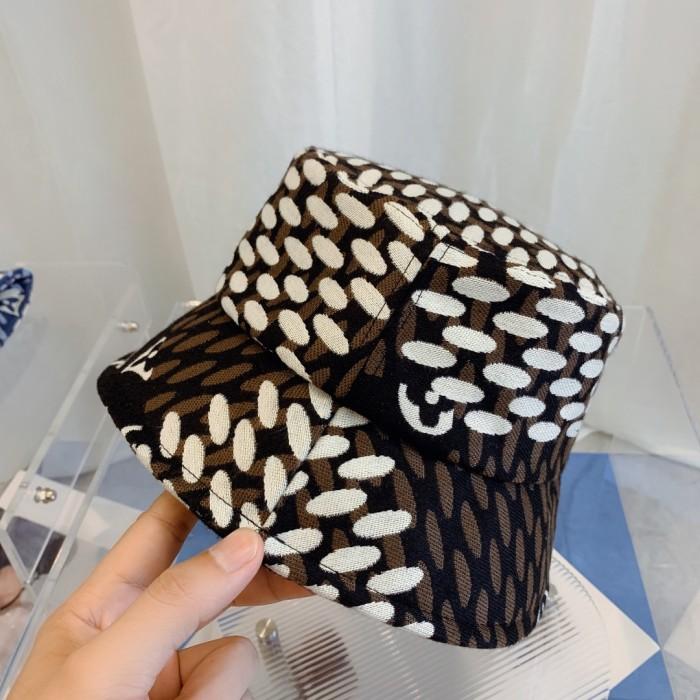 Classic Print Bucket Hat