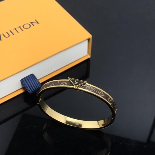 Classic Leather Pattern Bracelet