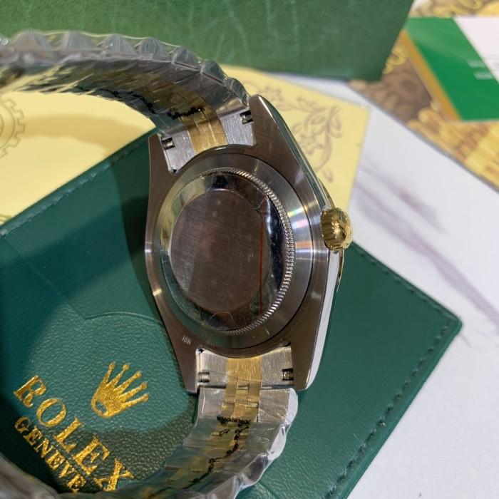 Three-pin Log Series Ceramic Ring Man Watch