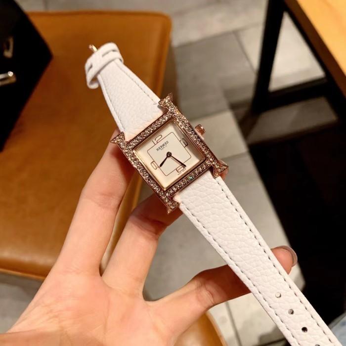 4-color Diamond Small Square Watch