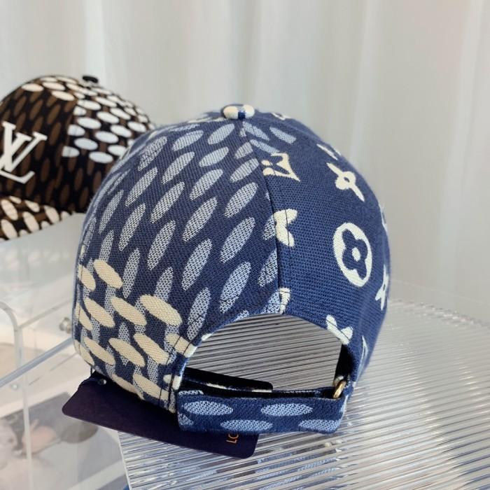 Fashion Print Contrast Color Baseball Cap