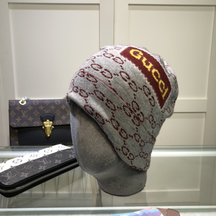 North Series Wool Knitted Hat