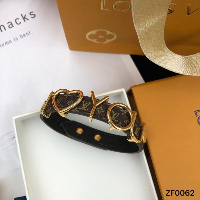 Canvas Calfskin Bracelet