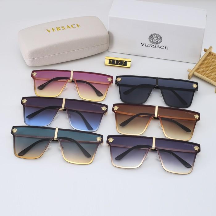 Classic One Piece Gradient Series Sunglasses