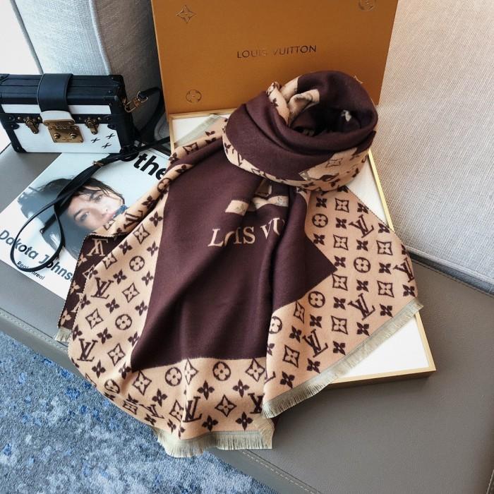 Fashion Big Logo Cashmere Shawl/scarf