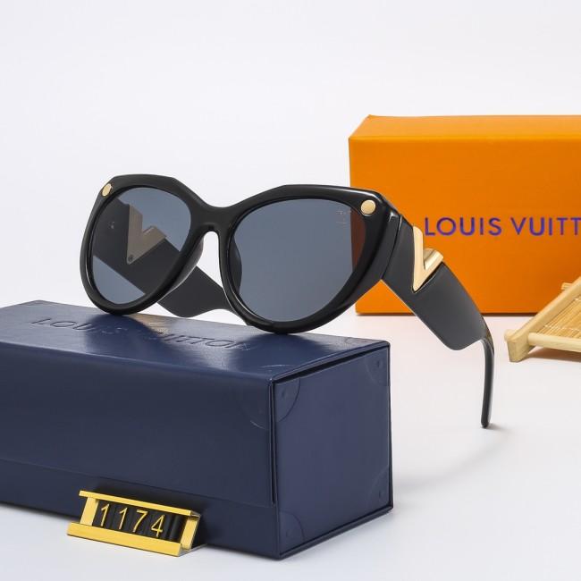 Fashion Round Frame Polarized Sunglasses