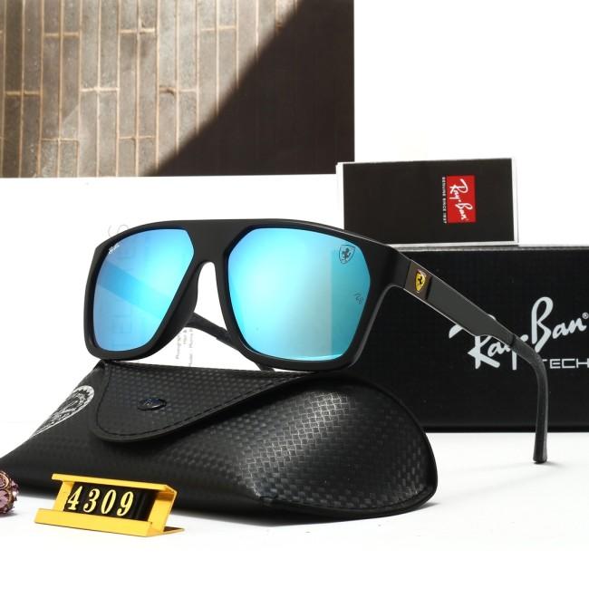 Fashion Square Frame High-definition Sunglasses