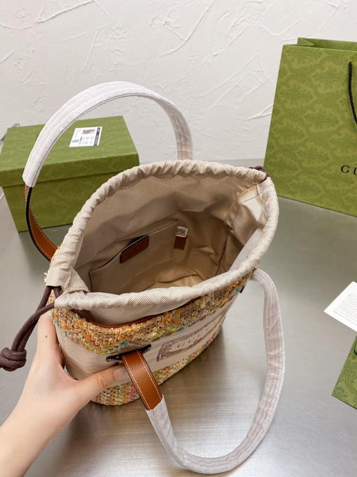 Fashion Straw Woven Bag