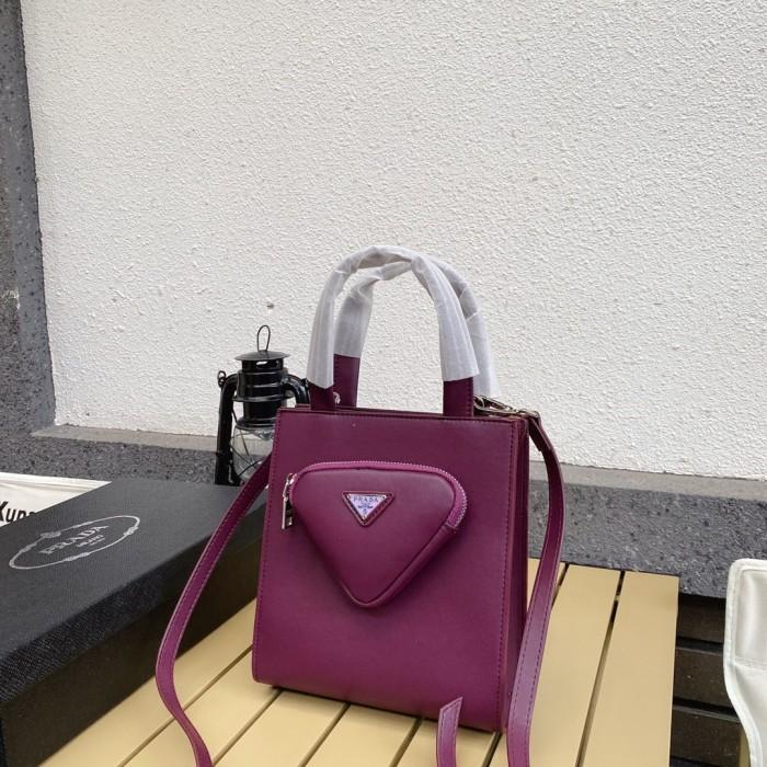 Fashion All-match Triangle Bag