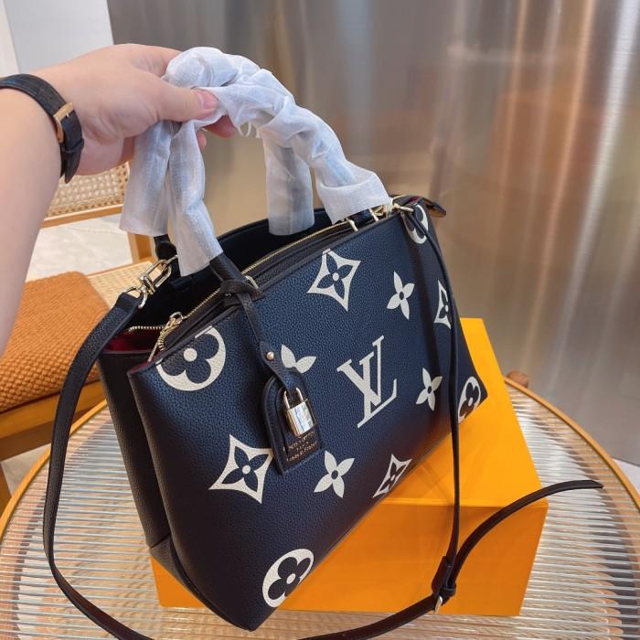 Classic Print Handbag
