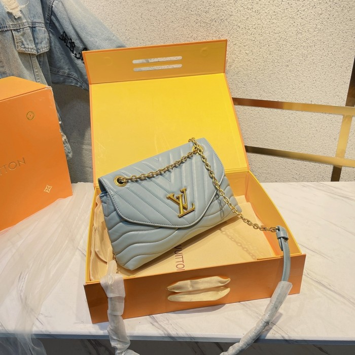New Embroidery One-shoulder Woc Bag
