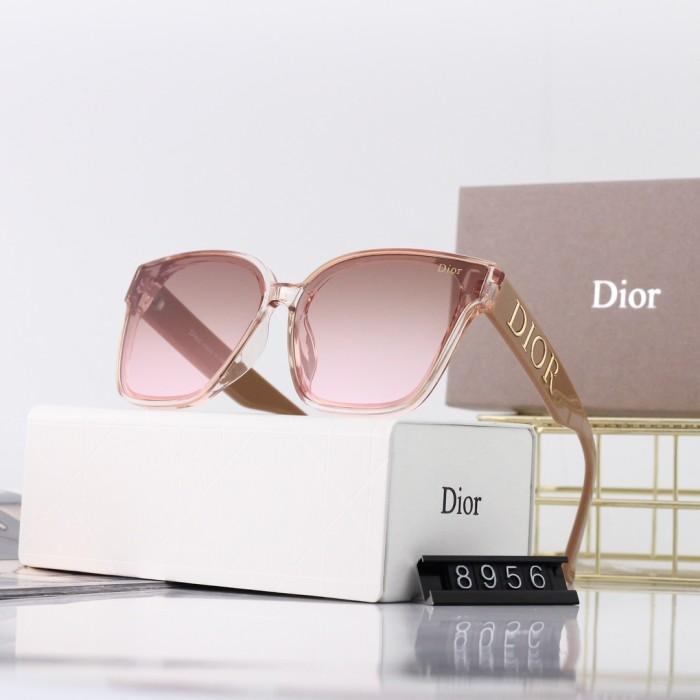 Classic Simple Big Frame Sunglasses