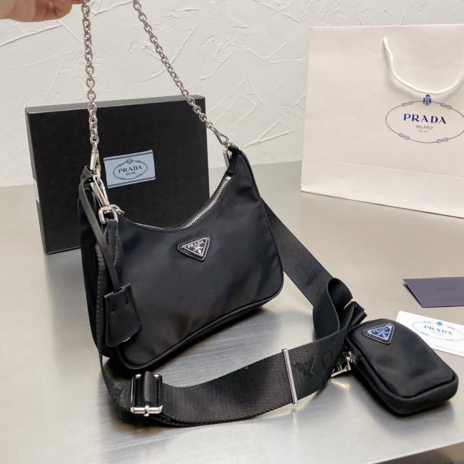 Three-in-one Nylon Bag