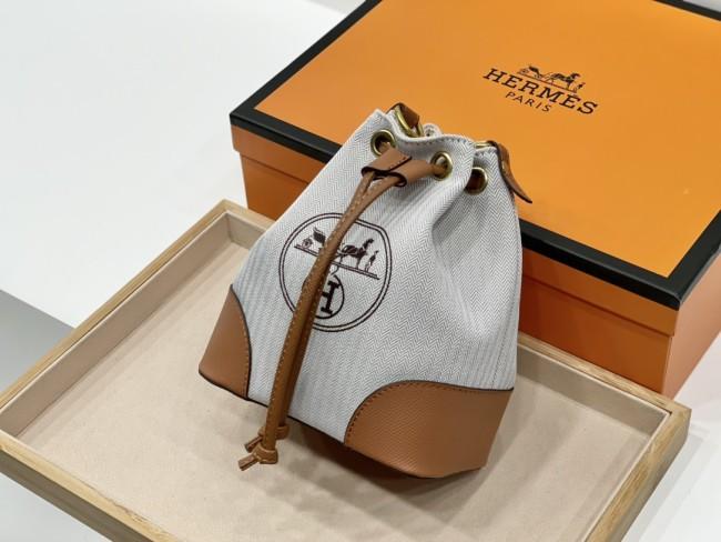 Fashion Drawstring Drawstring Bucket Bag