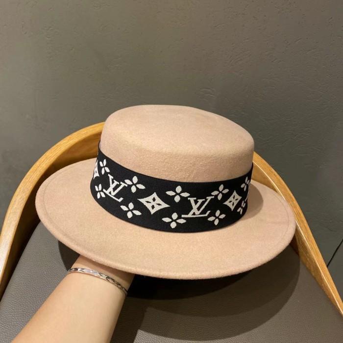 Fashion Bandage Wool Hat