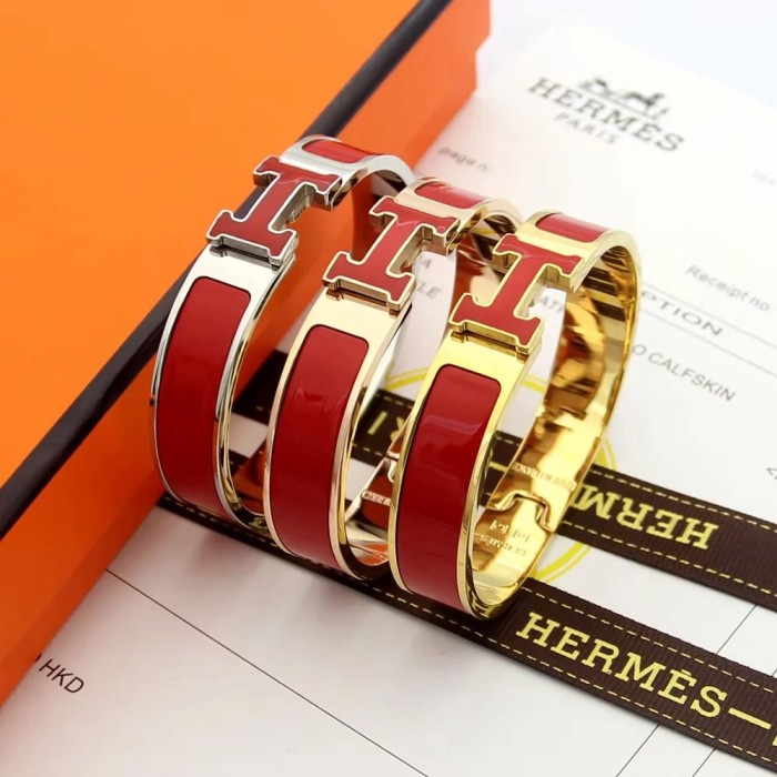 Fashion Base Oil H Letter Bracelet