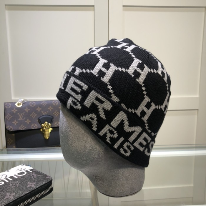 Fashionable Personality Wool Knitted Hat