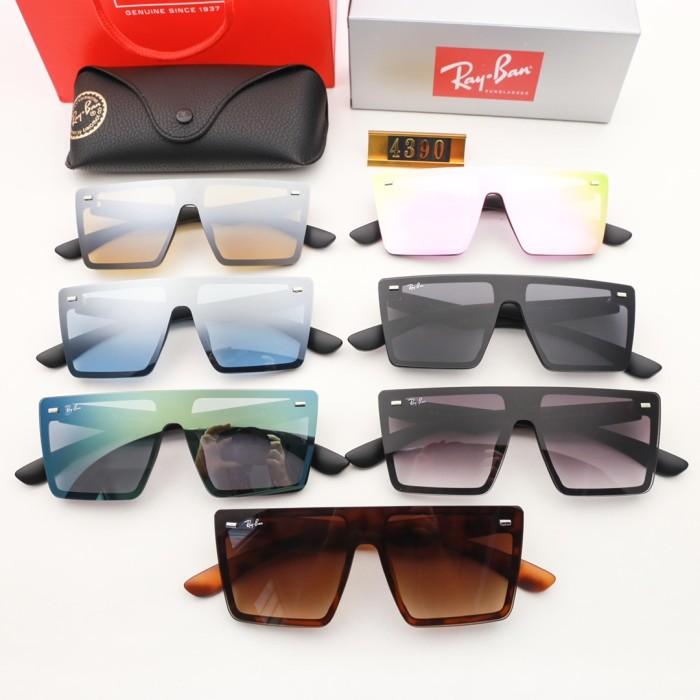 Square One Piece HD Eyewear Sunglasses(Free original mirror box)