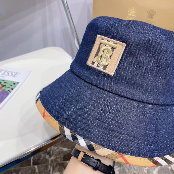 Retro Denim Embroidery Baseball Cap