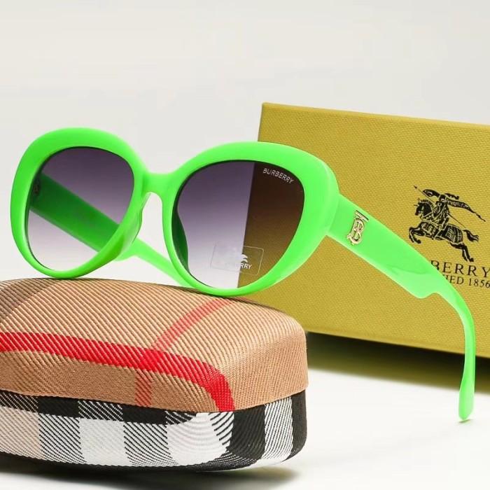 Fashion HD Toad Big Frame Sunglasses