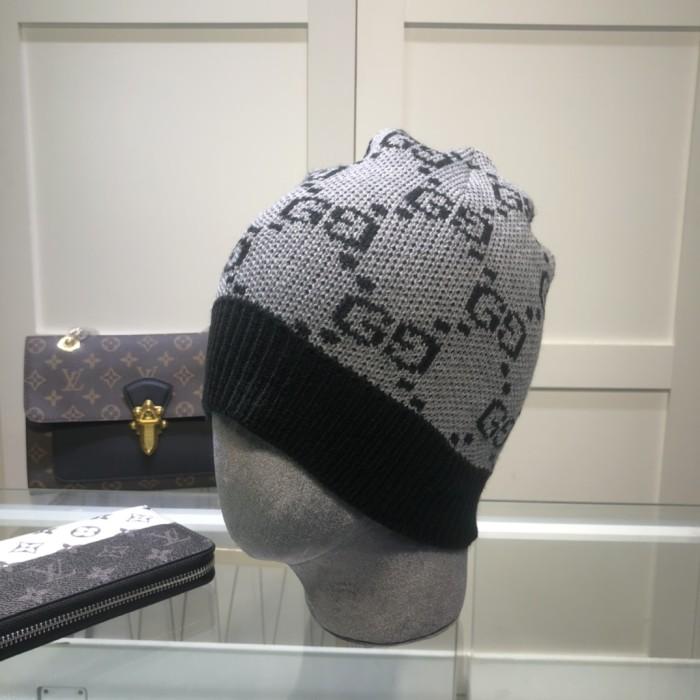 Classic All-match Wool Knit Hat