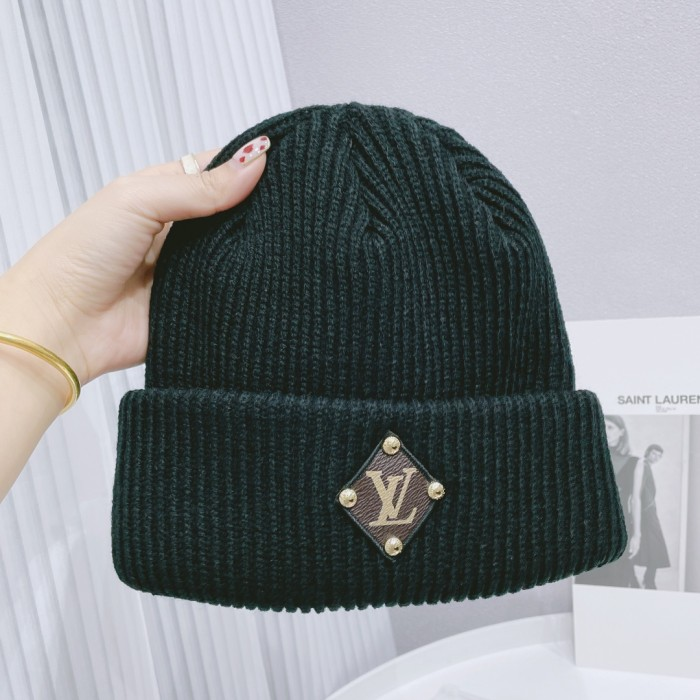 Fashion Cashmere Knitted Hat